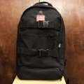 theories x manhattan portage bag mccarren skateboard bag BLACK