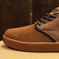 AREth shoe bulit BROWN/GUM