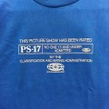 PICTURE SHOW tee PS-17 ROYAL