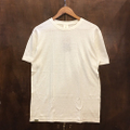 satori hemp tee JPN fit blank NATURAL