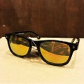 glassy sunglass leonard BLACK/RED.MIRROR