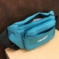 theories poach stamp day pack TEAL/WHITE