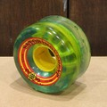 satori soft wheel cruiser RASTA 62mm 78a GREEN.CLEAR