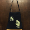 KAONKA bag 2020 SUMMER entropy 2way NAVY/CUSTERD