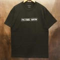 PICTURE SHOW tee VHS BLACK