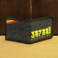 satori wallet ras stripe be-fold DENIM