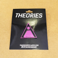 theories pins theoramid PINK