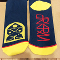 darkroom socks scout NAVY