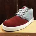 AREth shoe bulit BURGUNDY/LT.GREY