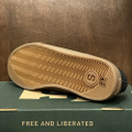 state shoe leland BLACK/GUM full grain leather