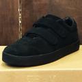AREth shoe I velcro ALL BLACK