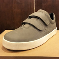 AREth shoe I velcro GREY.NUBUCK