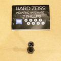 "hardzeiss long bis + 1 1/4"" or 1 1/2"""