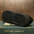 state shoe pacifica cup BLACK/BLACK suede