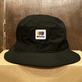 brixton hat alton packable bucket BLACK