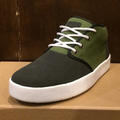 AREth shoe bulit CHARCOAL/MOSS