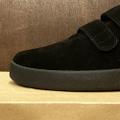 AREth shoe I velcro ALL.BLACK
