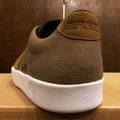AREth shoe plug BROWN×LT.BROWN