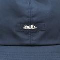 remilla cap ツイルクロス帽 NAVY