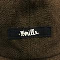 remilla cap クロス帽 KHK