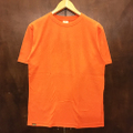 satori hemp tee JPN fit blank ORANGE