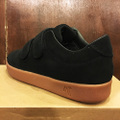 AREth shoe I velcro BLACK/GUM