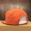 KAONKA nylon cap 2020 SUMMER shrodinger DARK.ORANGE/DIRT