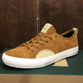 state shoe harlem × northern.co COGNAC suede