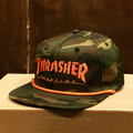 thrasher cap rope CAMO/ORANGE