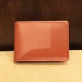 girl wallet micro OG TAN leather