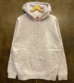 WKND pullover hood embroidered logo LAVENDER