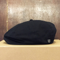 brixton cap brood snap cap BLACK