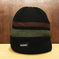 theories beanie color block MECHA