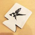 KAONKA coozie swallow きゃんcoozie SAND/BLACK