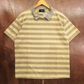 remilla polo shirts テンビンポロ SND.YEL