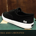 state shoe pacifica BLACK/WHITE