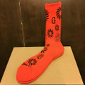 GUYDANCE socks sun ORANGE