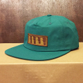 theories cap moai nylon strapback JADE
