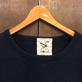 5nuts lightweight crewneck 2018 SPRING sunmoon logo DEEP.NAVY/BRONZE