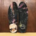 state shoe vista x Christian Maalouf NAVY/BLACK suede