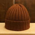 remilla beanie rib knit 帽 CML