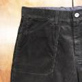 remilla pants デッキコールパンツ CHA.GRY