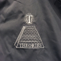 theories jacket theoramid windbreaker STEEL
