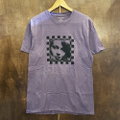 PICTURE SHOW tee homecoming garment dye PLUM