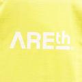AREth tee logo YELLOW