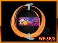 【イオ】 フライライン WF-5F/S シンクティップライン orange&black