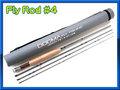 フライロッド DOGMA FLY FISHING #4 カーボンロッド 7.6FT