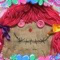 【オーダーメイド】お人形マスク【送料込】