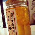 生姜漬蜂蜜