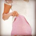絹の腹巻き